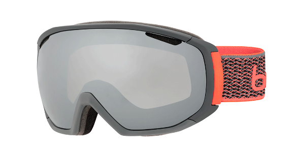 Bolle TSAR Color: Grey-Orange/Black Chrome