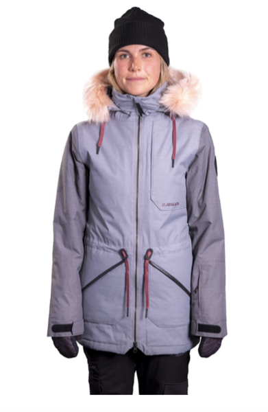 Armada Lynx w/ Faux Fur Womens Insulated Ski Jacket