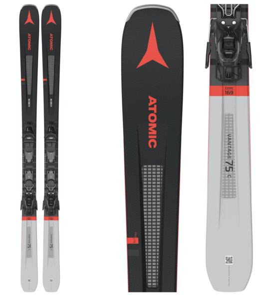 Atomic Vantage 75 C Skis - M 10 Bindings