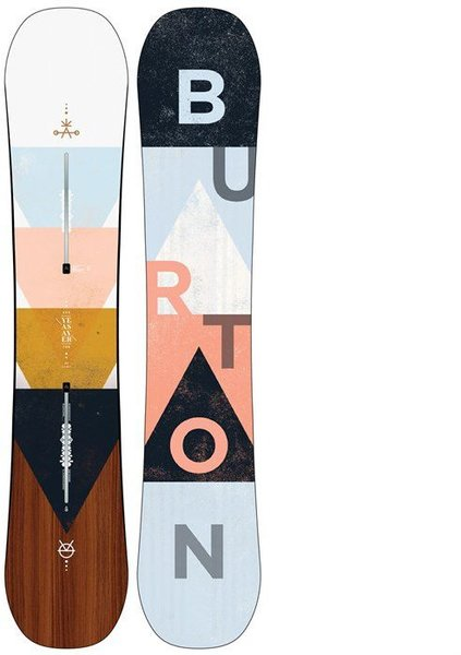 Burton Yeasayer Flying V Snowboard