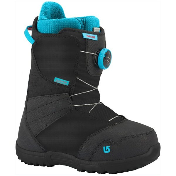 Burton Zipline Boa Color: Black