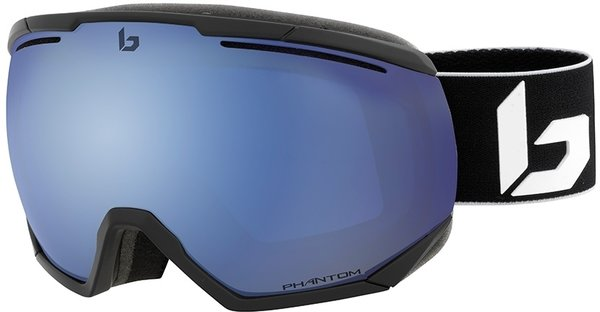Bolle Northstar Goggles Color: MATTE BLACK CORP / PHANTOM +