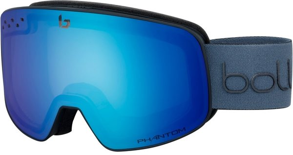 Bolle Nevada Goggles Color: MATTE BLACK / PHANTOM +