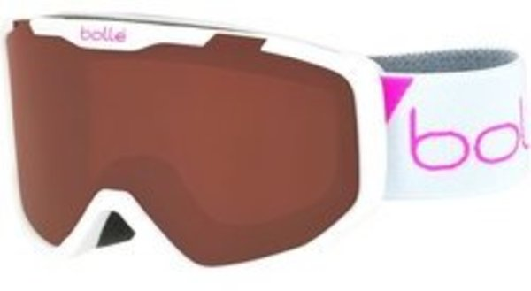 Bolle Rocket Goggles Color: WHITE RACE / ROSY BRONZE