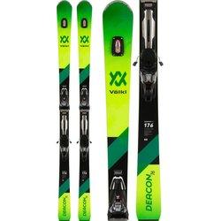 Volkl Deacon 76 Skis + rMotion2 12 GW Bindings