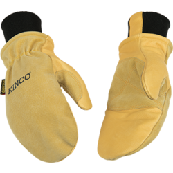 Kinco Lined Driver Mitt
