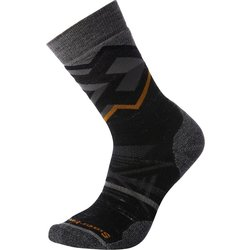 Smartwool PhD Outdoor Medium Pattern Crew Sock