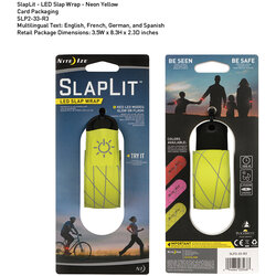 Nite Ize SLAPLIT LED SLAP WRAP