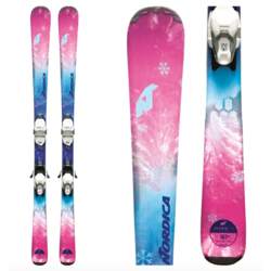 Nordica Astral 74 CA Womens Skis with TP2 FDT Bindings