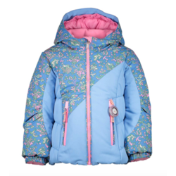 Obermeyer Cakewalk Toddler Girls Ski Jacket