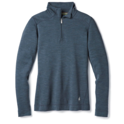 Smartwool 250 Base Layer Solid 1/4 Zip