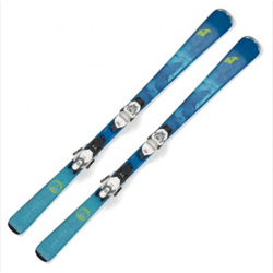 Nordica Astral 74CA Women's Skis w/ TP2 Compact 10FDT Bindings