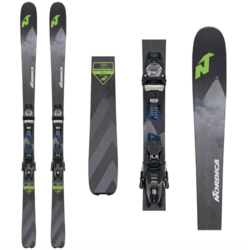 Nordica Navigator 80 CA Skis with TP2 Compact 10 FDT Bindings
