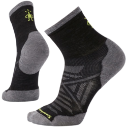 Smartwool PhD Run Cold Weather Mid Crew Socks
