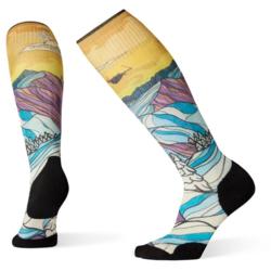 Smartwool PhD Ski Light Elite Afterglow Print Socks