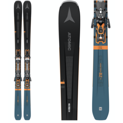 Atomic Vantage 82 TI with F 12 Bindings