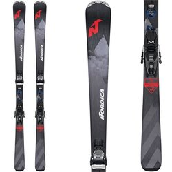 Nordica Navigator 75 CA Skis w/ TP2 Compact 10 Bindings