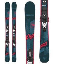 Rossignol Experience Pro Skis + Kid X 4 Bindings