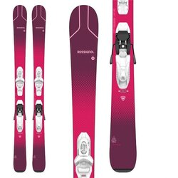 Rossignol Experience Pro W Skis + Kid X 4 Bindings