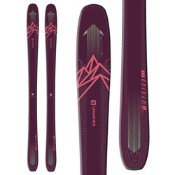 Salomon QST Myriad 85 Skis