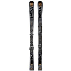 Salomon S/Force 9 Skis + Z10 Bindings