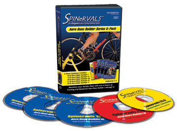 Spinervals Aero Base Builder 5 pack