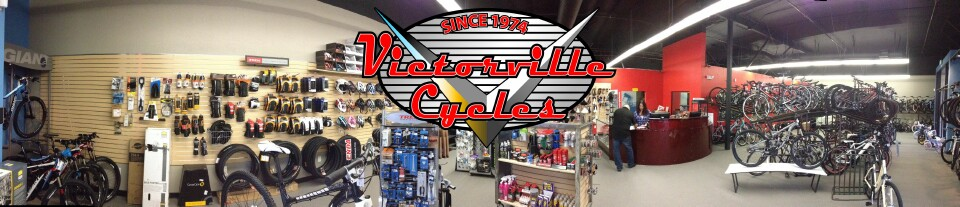 Victorville Cycles Logo