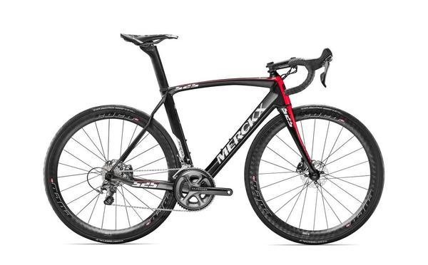 Eddy Merckx EM525 Endurance Disc Ultegra
