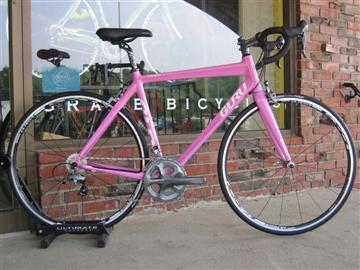 Guru Evolo custom bicycle fit and built by Grace Bicycles