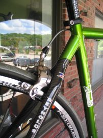 Independent Fabrication Crown Jewel SE custom fit by Grace Bicycles