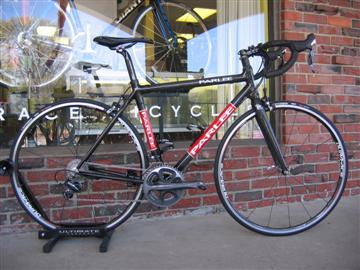 Parlee Z4 built by Grace Bicycles