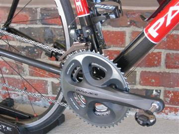 Parlee Z4 with Dura Ace 7900 crankset