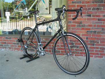 Custom Gunnar Roadie for A.L. fit and built by Grace Bicycles Pic 3
