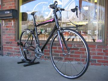 Custom Guru Evolo fit and built by Grace Bicycles