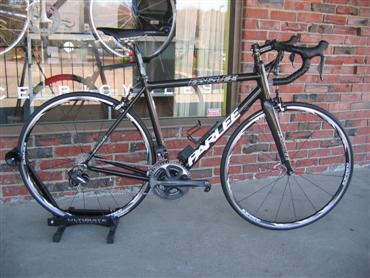 Parlee Z5 with Shimano DI2 custom built by Grace Bicycles