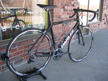 Parlee Z5 with Shimano DI2 built by Grace Bicycles