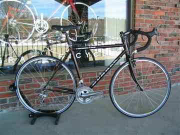 Custom fit & built by Grace Bicycles Gunnar Cycles Rodie & Crosshairs