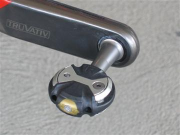 Speedplay Nanogram pedals