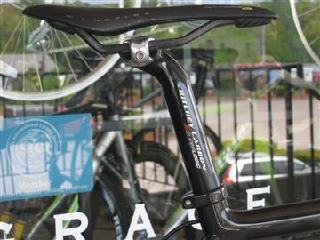 Ritchey carbon seatpost