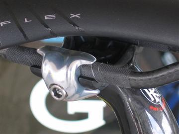 Fizik Antares saddle with carbon rails