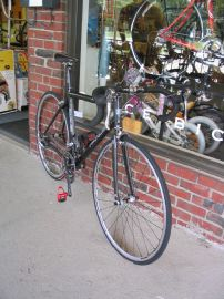 Grace Bicycles custom fit & built Parlee Cycles Z3