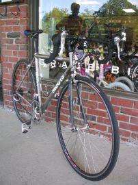 Grace Bicycles custom fit & built Moots Vamoots