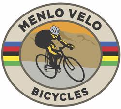 Menlo Velo Bicycles Footer