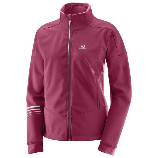 Salomon Lighting Warm Softshell Jacket Women's