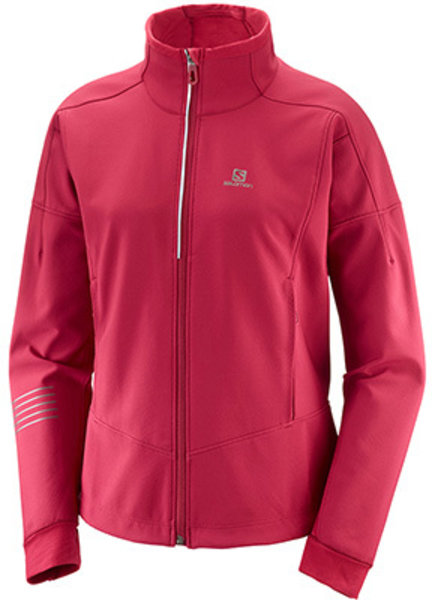 Salomon Lightning Warm Softshell Jacket Women's