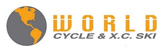 World Cycle & X.C. Ski Logo