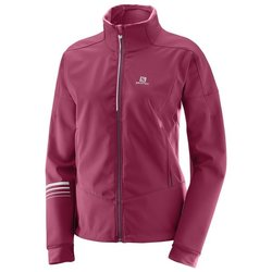 Salomon Salomon Lighting Warm Softshell Jacket Women's
