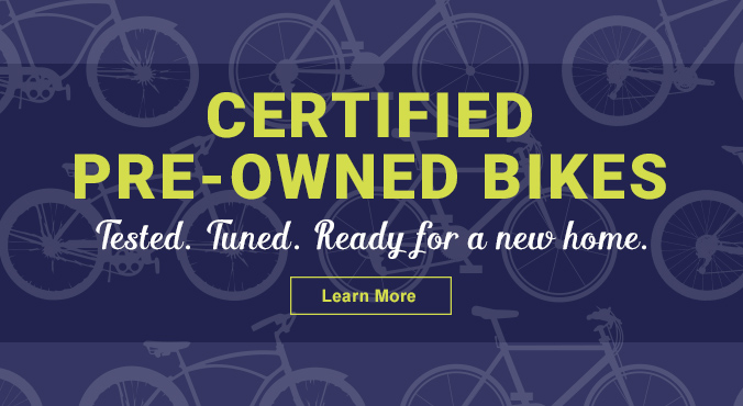Pre owned bikes, Used bikes