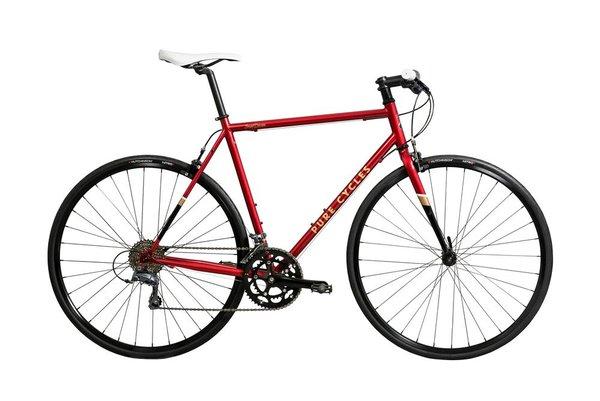 Pure Cycles Flat Bar Road Bike