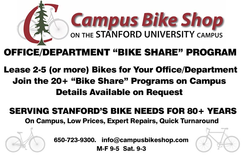 Campus Bike Shop Bike Share Program